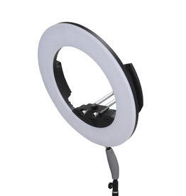 Ledgo LEDGO - LG-R320C - Large Dimmable LED Ring Light for Use on Location/Studio