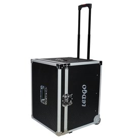 Ledgo LEDGO - LG-M3 - Trolley Hard Case with Wheels