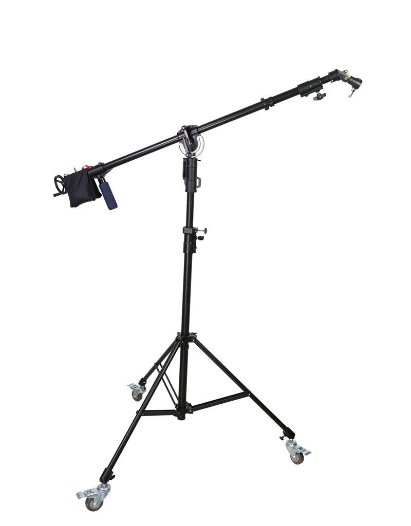 Ledgo LEDGO - Light stand CN-1126FA (dolly w/ boom)