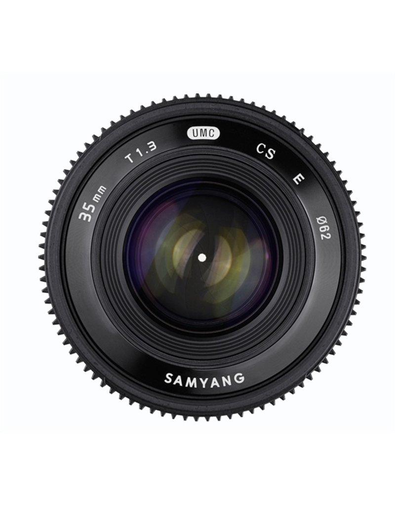 Samyang 35mm T1.3 cine ED AS UMC CS