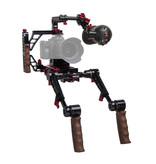 Zacuto Zacuto Indie with Dual Grips - Gratical Eye Bundle