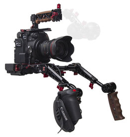 Zacuto C200 with Dual Grips- Gratical Eye Bundle