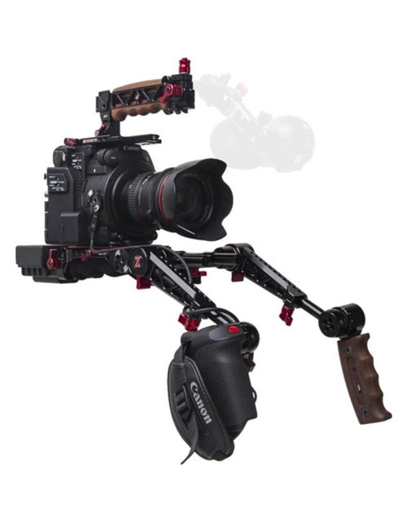 C200 with Dual Grips- Gratical Eye Bundle - videoholland nl