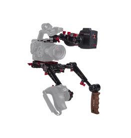 Zacuto Sony FS5/FS5 II with Dual Grips - Gratical HD Bundle
