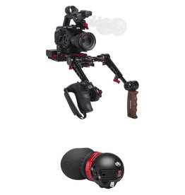 Zacuto Zacuto Sony FS5/FS5 II with Dual Grips - Gratical Eye Bundle