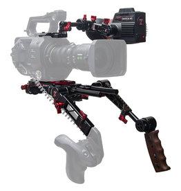 Zacuto Sony FS7 with Dual Grips - Gratical HD Bundle