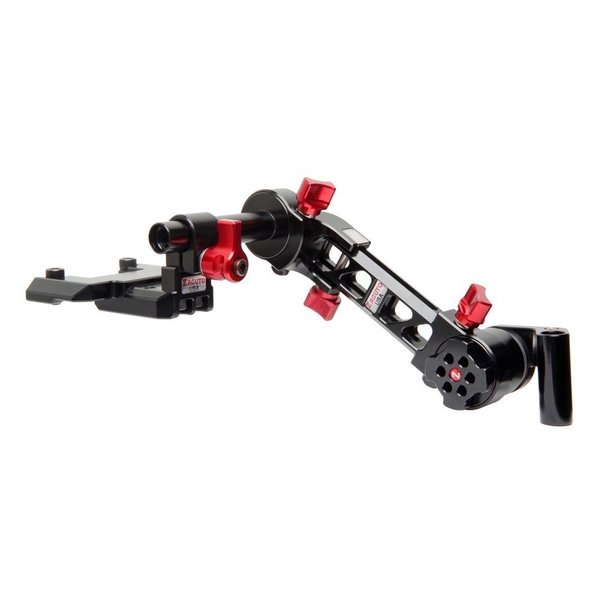 Zacuto Sony FS7 II with Dual Grips - Gratical Eye Bundle