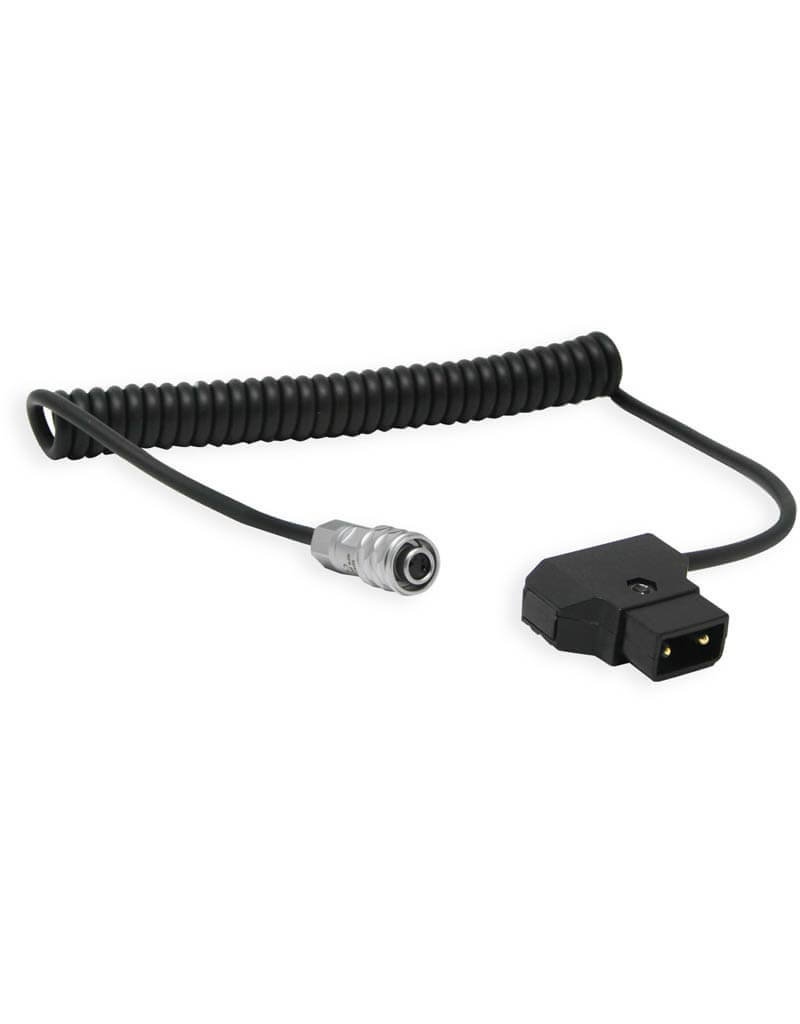Core SWX Core SWX Coiled P-Tap Cable  for  Pocket Cinema Camera 4K