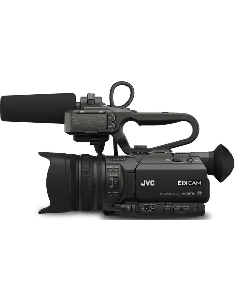 JVC JVC GY-HM250E - Open Box