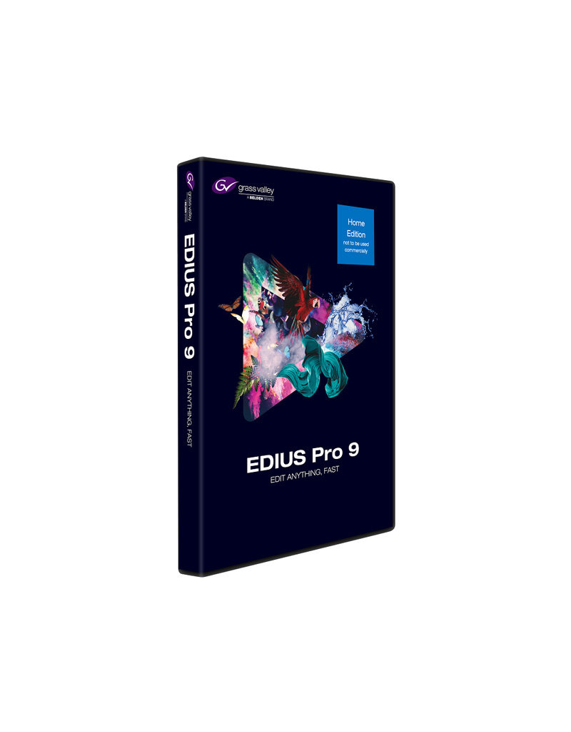 Grass Valley Edius Pro 9 Home Edition