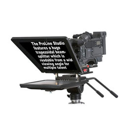 "Prompter People Prompter People Proline Plus Studio 15"" - 19"""