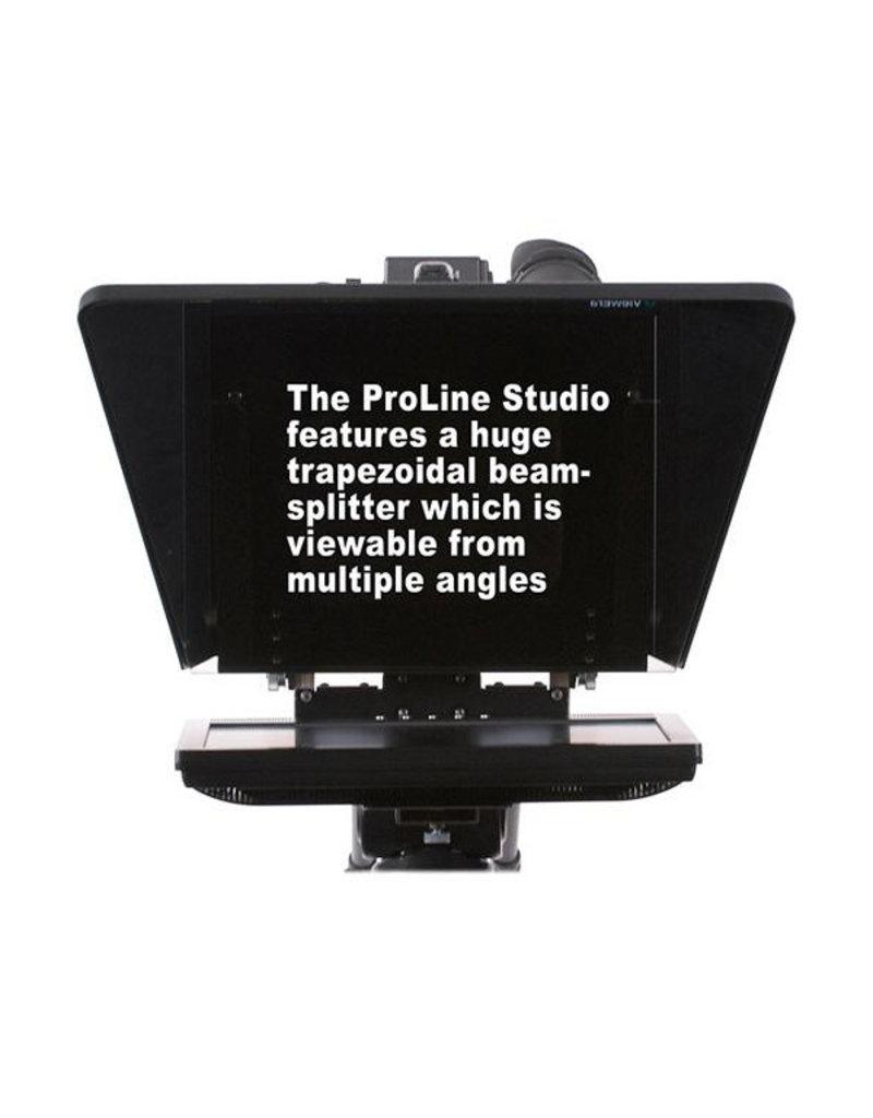 "Prompter People Prompter People Proline Plus Studio 15"" - 19"""