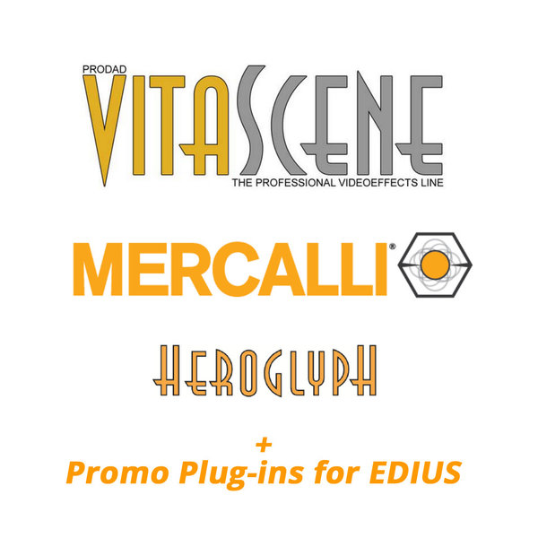 Grass Valley ProDAD Vitascene V3 Pro Bundel 2
