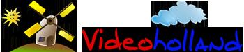 Videoholland vintage logo