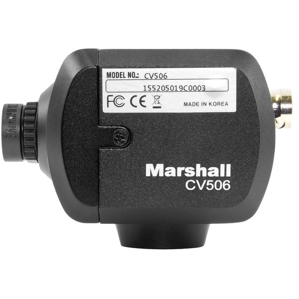 Marshall Electronics Marshall CV506 - Miniature Full-HD Camera (3G/HDSDI & HDMI)