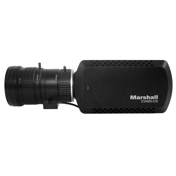 Marshall Electronics Marshall CV420-CS - True 4K60 Compact Camera