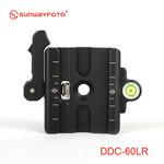 Sunwayfoto Lever Release Clamp DDC-60LR