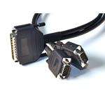 Videoholland Blackmagic ATEM GPI & Tally to Datavideo ITC-100/300 Interface Cable