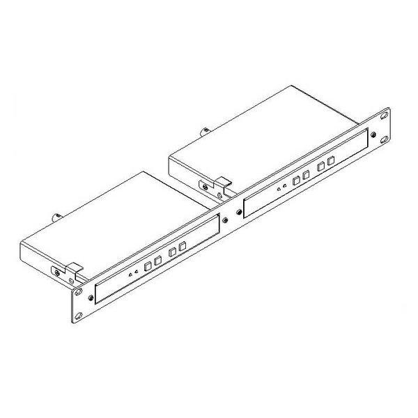 KRAMER - RK-T2B 19–Inch Rack Adapter for MegaTOOLS™