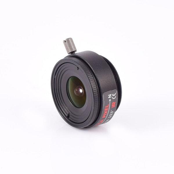 AIDA AIDA - CS Mount 2.8mm / 6mm / 12mm Fixed Focal Mega-Pixel Lens