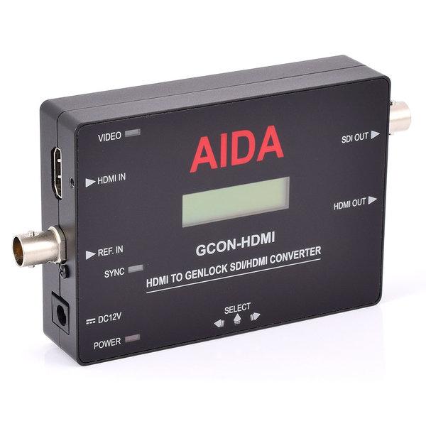 AIDA AIDA - GCON-HDMI - HDMI to Genlock SDI/HDMI Converter