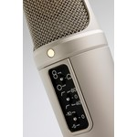 "RODE RODE - RODE NT2-A - Multi-Pattern Dual 1"" Condenser Microphone"