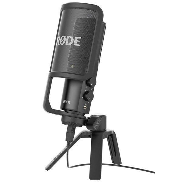 RODE RODE - RODE NT-USB - Versatile Studio-Quality USB Microphone