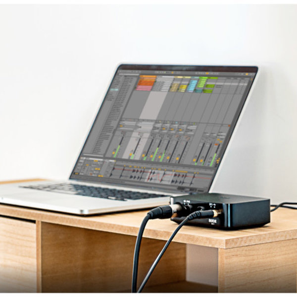 RODE RODE - RODE AI- Studio-Quality USB Audio Interface