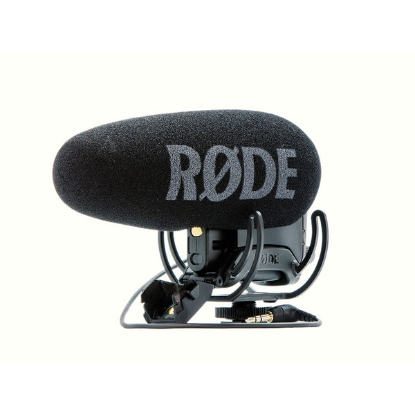 RODE RODE - RODE Videomic PRO + - Compact Directional On-camera Microphone