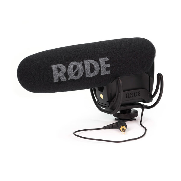 RODE RODE - RODE Videomic PRO - Compact Directional On-camera Microphone