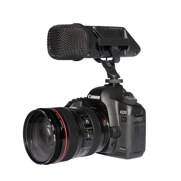 RODE RODE - RODE Stereo Videomic - Stereo On-camera Microphone