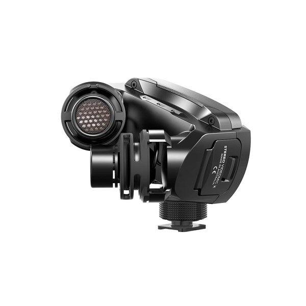 RODE RODE - RODE Stereo Videomic X - Broadcast-grade stereo on-camera microphone
