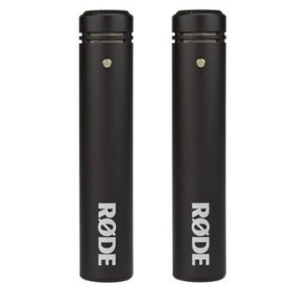 "RODE RODE - RODE M5-matched pair - Compact 1/2"" Condenser Microphone"