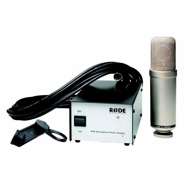 "RODE RODE - RODE NTK - Valve 1"" Condenser Microphone"