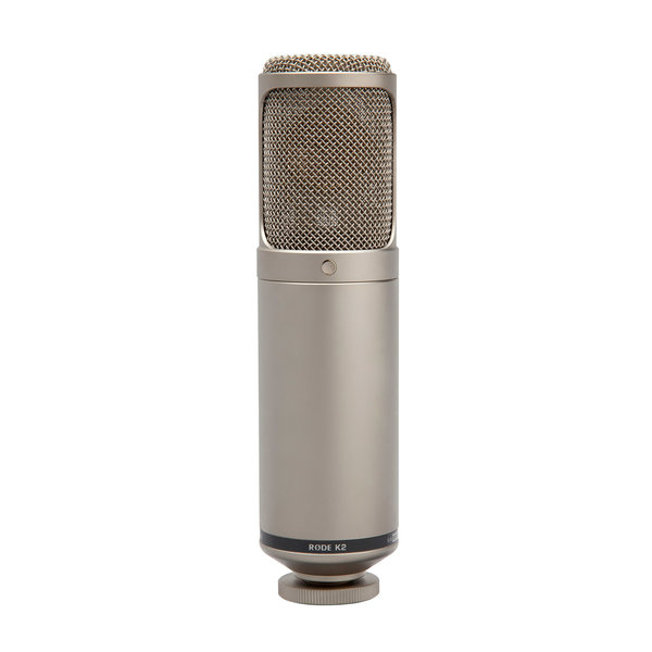 "RODE RODE - RODE K2 - Variable Pattern Dual 1"" Condenser Valve Microphone"