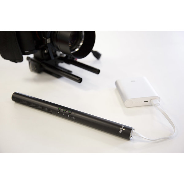 RODE RODE - RODE NTG-4+ - Directional Condenser Microphone with Inbuilt Battery
