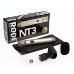 "RODE RODE - RODE NT3 - 3/4"" Cardoid Condenser Microphone"