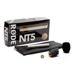 "RODE RODE - RODE NT5-Single - Compact 1/2"" Cardioid Condenser Microphone"
