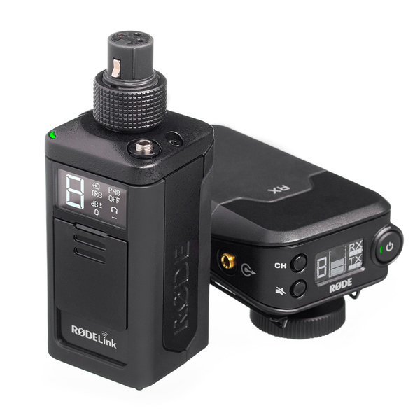 RODE RODE - RØDELink Newsshooter Kit - Digital Wireless System for News Gathering and Reporting