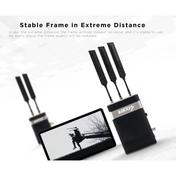 VAXIS VAXIS - Thor 800ft+ Transmitter Receiver Kit