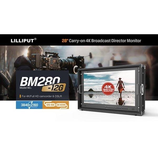 Liliput LILIPUT - Lilliput 23.8 inch 12G-SDI 4K monitor 3840x2160 pixels BM230-12G