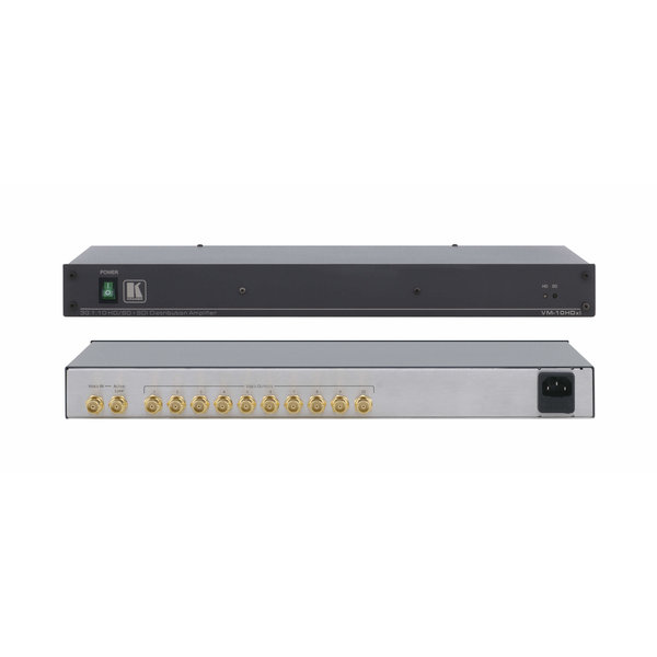 KRAMER - VM-10HDxl 1:10 3G HD–SDI Distribution Amplifier