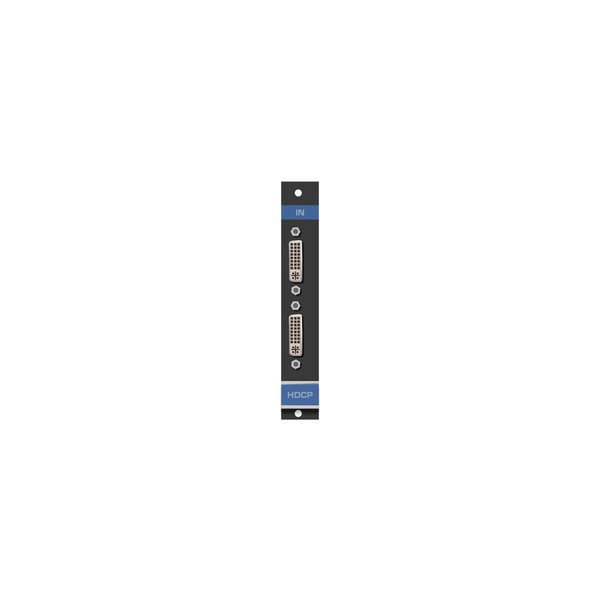 KRAMER - HDCP-IN2-F16 2–Channel DVI (HDCP) Input Card