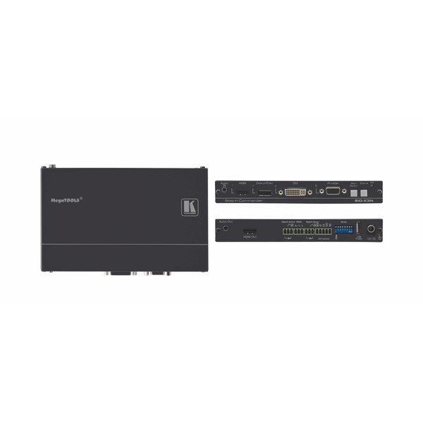KRAMER - SID-X3N DisplayPort, HDMI, VGA & DVI Auto Switcher