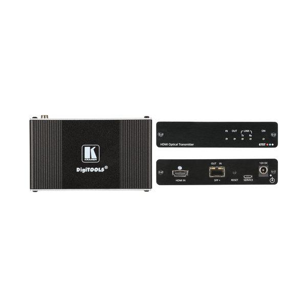 KRAMER - 675T 4K60 4:4:4 HDMI Transmitter over Ultra–Reach MM/SM Fiber Optic