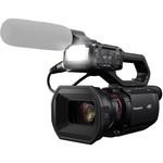 Panasonic PANASONIC - HC-X2000 UHD 4K 3G-SDI/HDMI Pro Camcorder with 24x Zoom