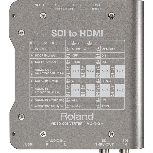 Roland ROLAND - VC-1-SH SDI to HDMI Video Converter