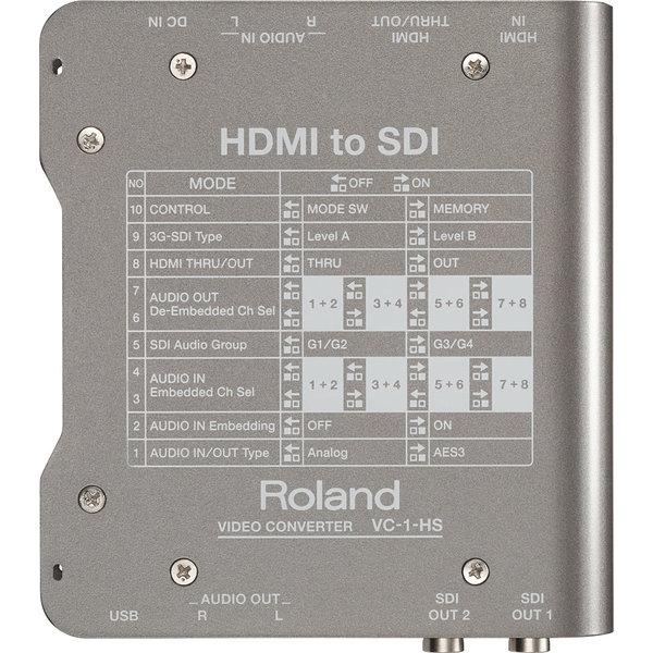 Roland ROLAND - VC-1-HS HDMI to SDI Video Converter