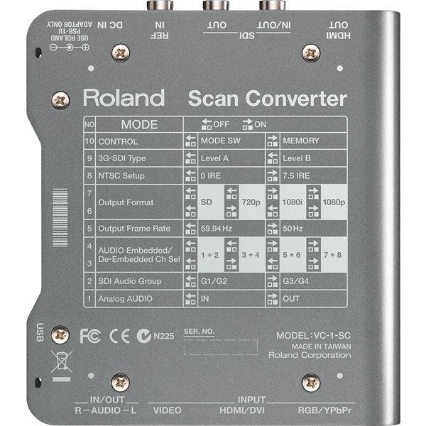 Roland ROLAND - VC-1-SC Up/Down/Cross Converter