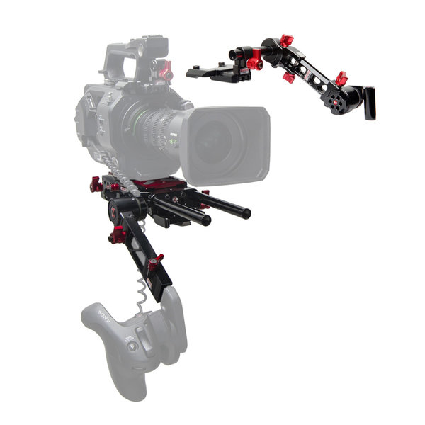 Zacuto Sony FX9 Recoil Pro